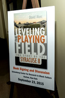 Leveling the Playing Field The Story of the Syracuse 8 Book Signing