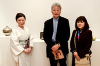Contemporary Japanese Ceramics and Metalwork Opening Reception